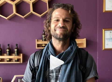 Raphael Testimonial Bali Honey